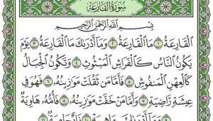 Surat Al Qariah terjemah