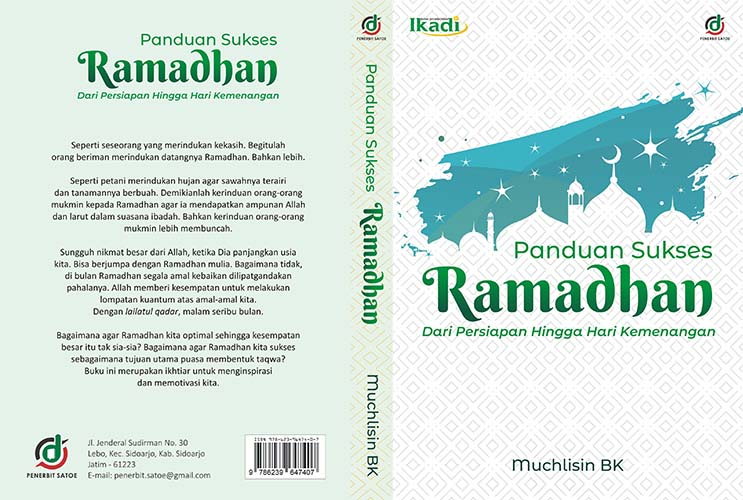Cover Buku Panduan Sukses Ramadhan