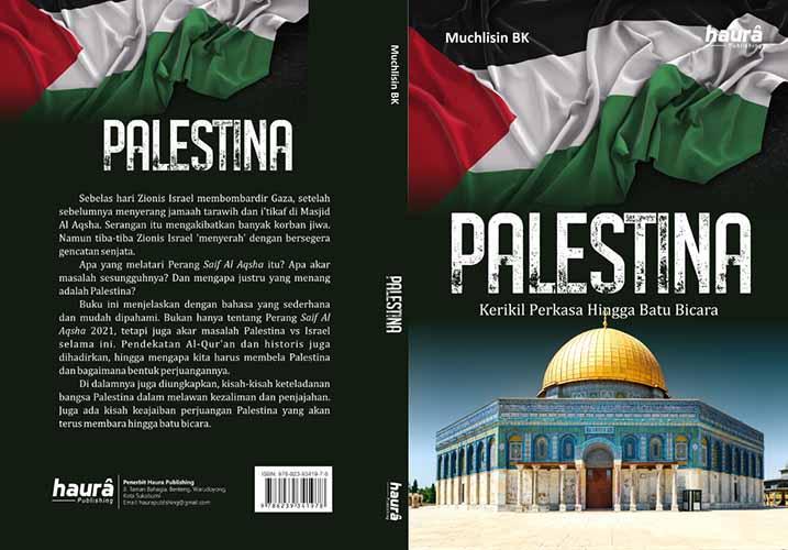 Buku Palestina terbaru Kerikil Perkasa Hingga Batu Bicara
